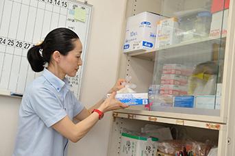 訪問看護ステーション加曽利